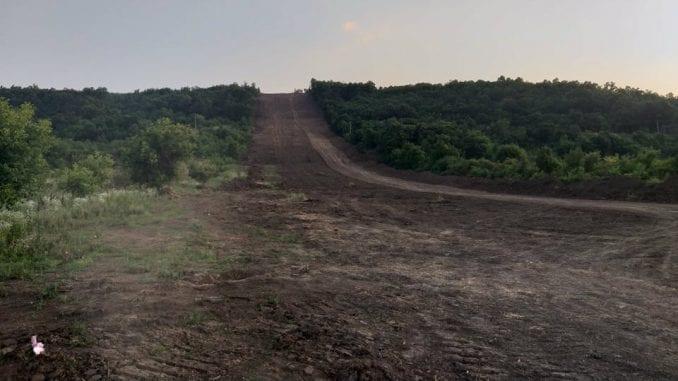 """Zaječar: U toku zaštitna arheološka iskopavanja na trasi """"Turskog toka"""" 1"""