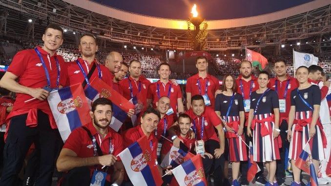 Srbija osvojila šest medalja na Evropskim igrama 4