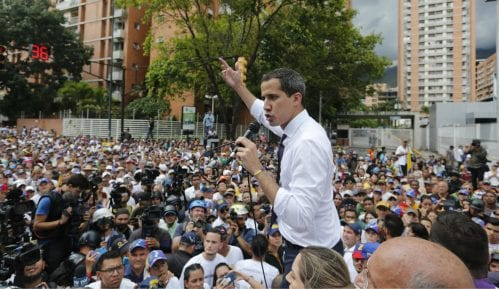 Grčka priznala Huana Gvaida kao vršioca dužnosti predsednika Venecuele 7