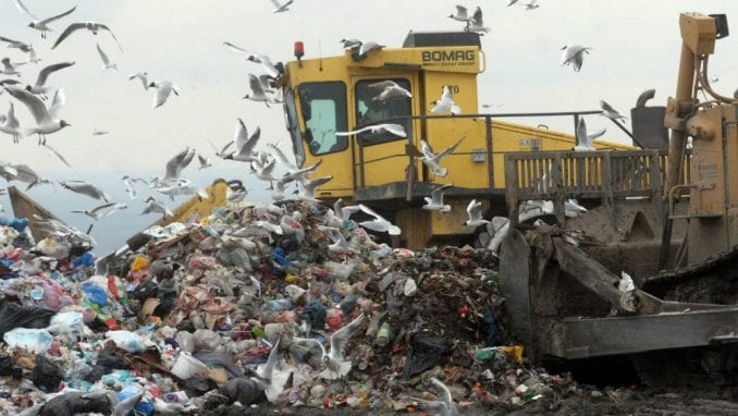 Ne davimo Beograd: Deponija u Vinči ponovo gori, a vlast ćuti na ogromno zagađenje vazduha 1