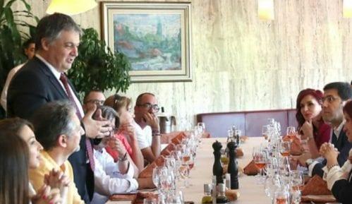 Vladimir Lučić: M:tel lider na tržištu sa profitom od 8,5 miliona 8