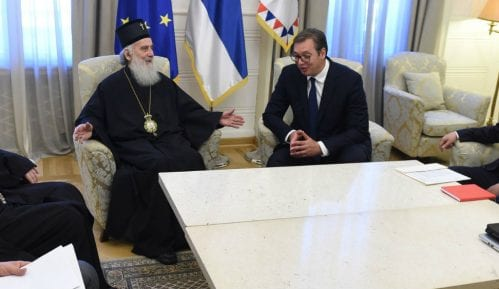 Vučić i Irinej: Jedinstvo od ključnog značaja za opstanak naroda na KiM 5