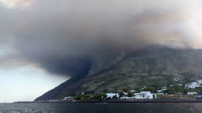 Erupcija vulkana u Indoneziji 2