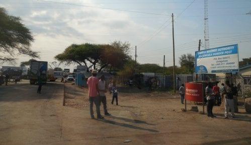 Kazungula: Opuštena četvoromeđa 2