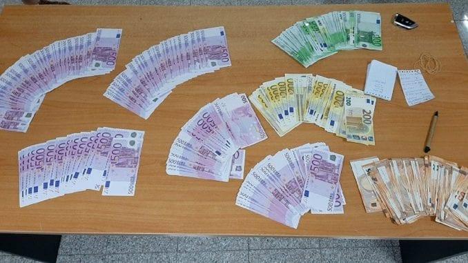Džepovi puni neprijavljenih evra 1