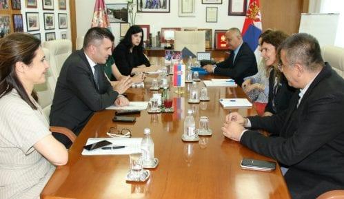 Nastavak saradnje ministarstva i UNOPS-a na projektu Osnaživanje centara za socijalni rad 14