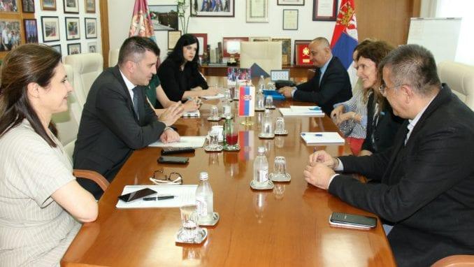 Nastavak saradnje ministarstva i UNOPS-a na projektu Osnaživanje centara za socijalni rad 1