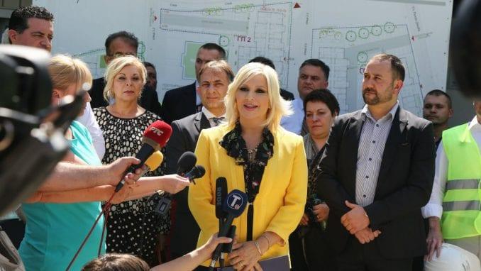 Mihajlović u Vranju: U prvoj fazi 8.000 stanova u gradovima Srbije 1