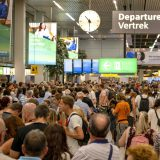 I dalje problemi na aerodromu u Amsterdamu 12