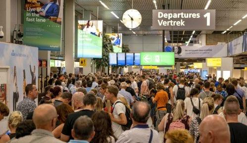I dalje problemi na aerodromu u Amsterdamu 11