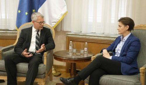 Brnabić i novi ambasador Finske: Potrebno digitalizovati sve nivoe obrazovnog sistema 15