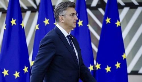 Plenković: Dvojezične table u Vukovaru nisu obavezne 13