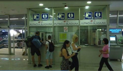 Kroz železničku stanicu Beograd Centar svakodnevno prođe 126 putničkih vozova 2