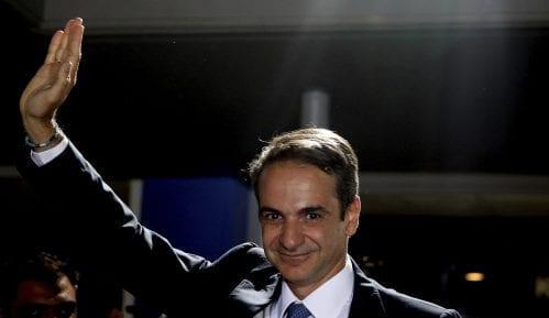 Budući grčki premijer, desničar Micotakis obećao da će podići zemlju 6