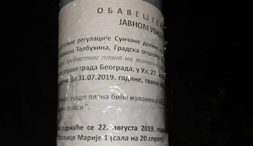 Vlast izvrdava da informiše javnost 11