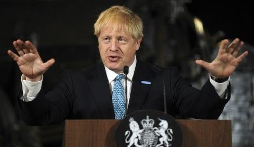 Boris Džonson na samitu u Francuskoj pregovara o trgovini VB nakon Bregzita 7