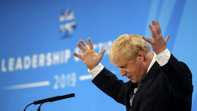 Boris Džonson imenovao nove ministre 2
