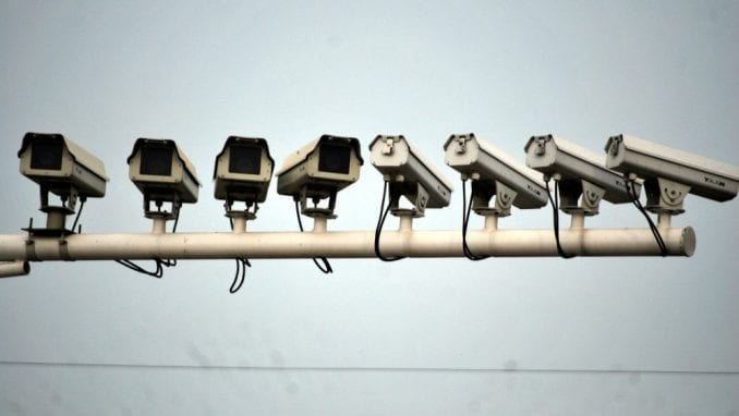 U Beogradu dvostruko više kamera nego na spisku policije 1