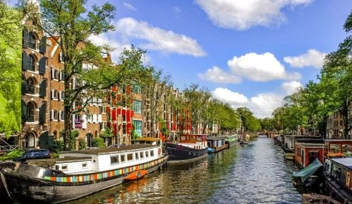 Amsterdam uvodi dodatne takse za turiste 10