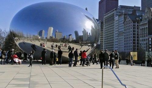 Uklonjen spomenik Kolumba iz Čikaga 2