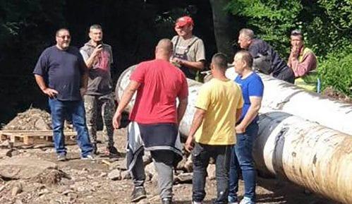 Bulatović zaustavio radove na izgradnji MHE u Rakiti 10