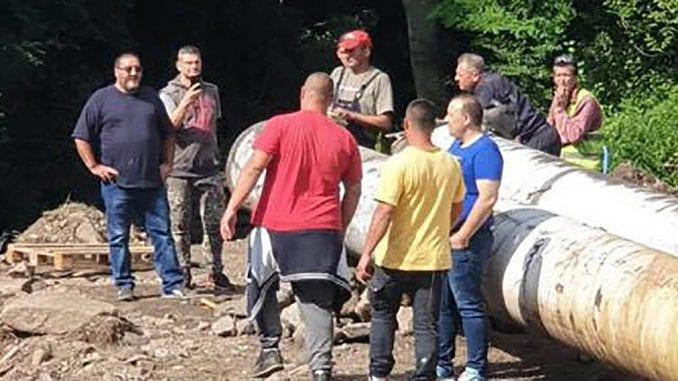 Bulatović zaustavio radove na izgradnji MHE u Rakiti 1