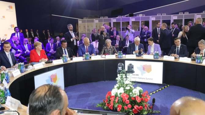 Samit šest država Zapadnog Balkana u formi telekonferencije 3