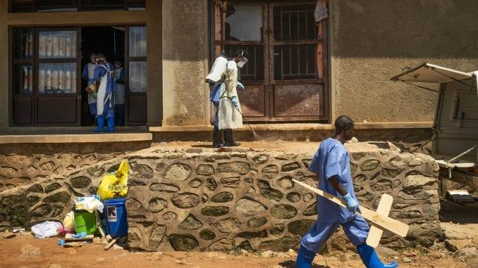 SZO proglasila epidemiju ebole u Kongu za globalnu zdravstvenu pretnju 1