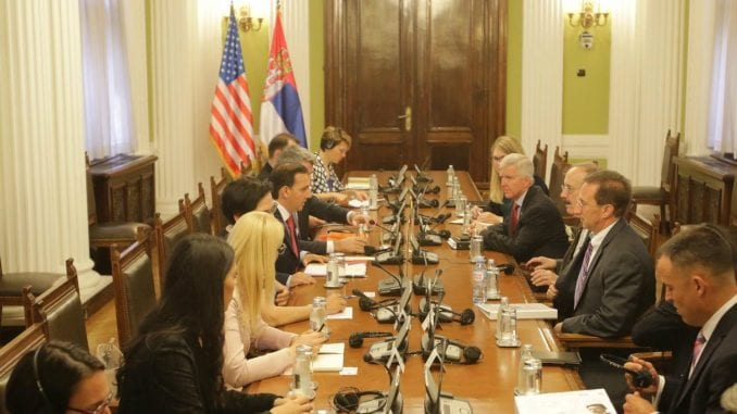 Engel: SAD žele da učine dijalog između Beograda i Prištine što lakšim 1