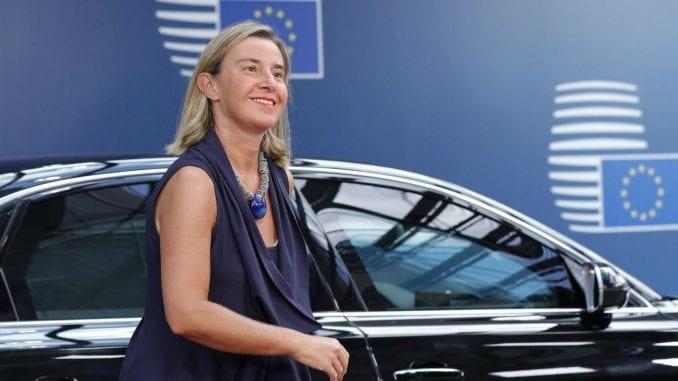 Mogerini: Ako Balkan ne uđe u EU, zažalićemo za nekoliko godina 1