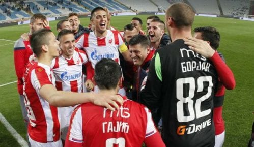 Fudbaleri Zvezde u četvrtfinalu Kupa Srbije 10