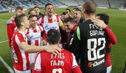 Fudbaleri Zvezde u četvrtfinalu Kupa Srbije 8