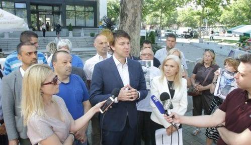 Jovanović: Beogradska vlast lažno prikazala 67 miliona evra kao prihod u budžetu 4