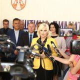 Mihajlović sa načelnicima okruga Srbije u Dimitrovgradu 14