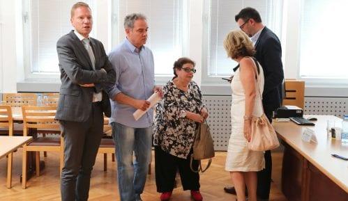 """Nonić o sastanku na FPN-u: Zašto samo stranke iz """"kruga dvojke"""" pregovaraju o izbornim uslovima? 13"""