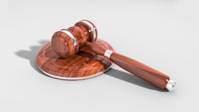 Suđenje policajcu Belojici u Užicu 2