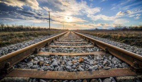 Ispao voz iz šina između Trnavca i Brusnika kod mesta Sokolovica 9
