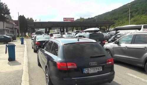 AMSS: Moguća zadržavanja u popodnevnim satima na prilazima većim gradovima 5