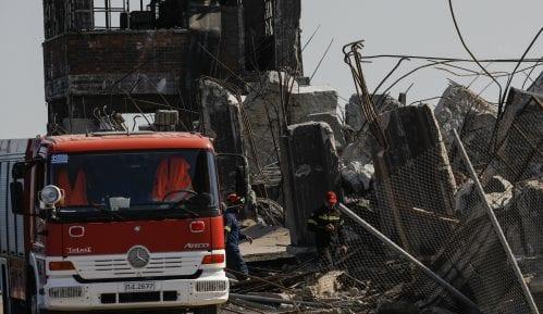 Od zemljotresa u Atini ima povređenih i štete na zgradama 12