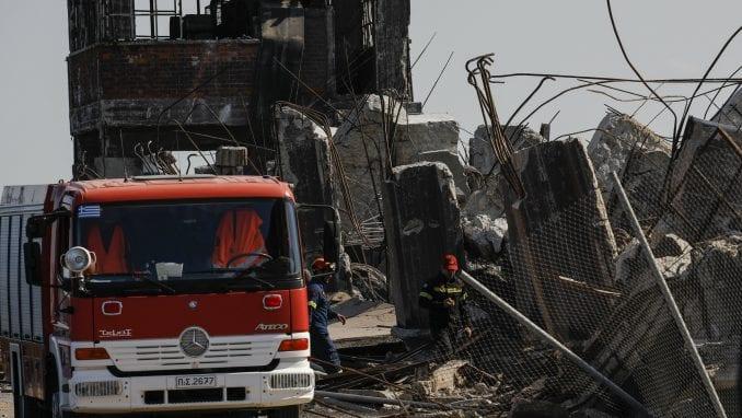 Od zemljotresa u Atini ima povređenih i štete na zgradama 1