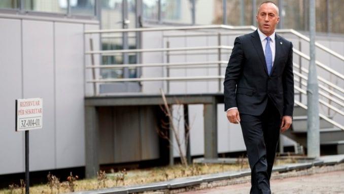 Haradinaj otputovao u Hag avionom Bedžeta Pacolija 1