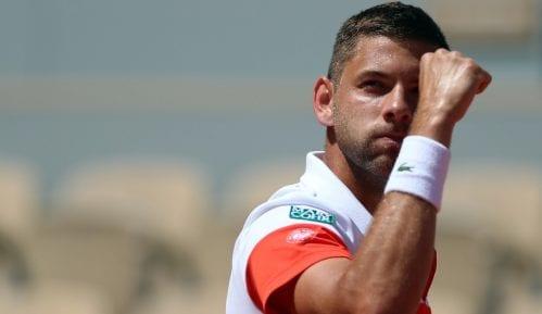 Teniseri Srbije poveli protiv Francuske u Dejvis kupu 1
