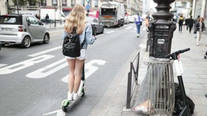 Francuska donela stroga pravila o električnim trotinetima 4