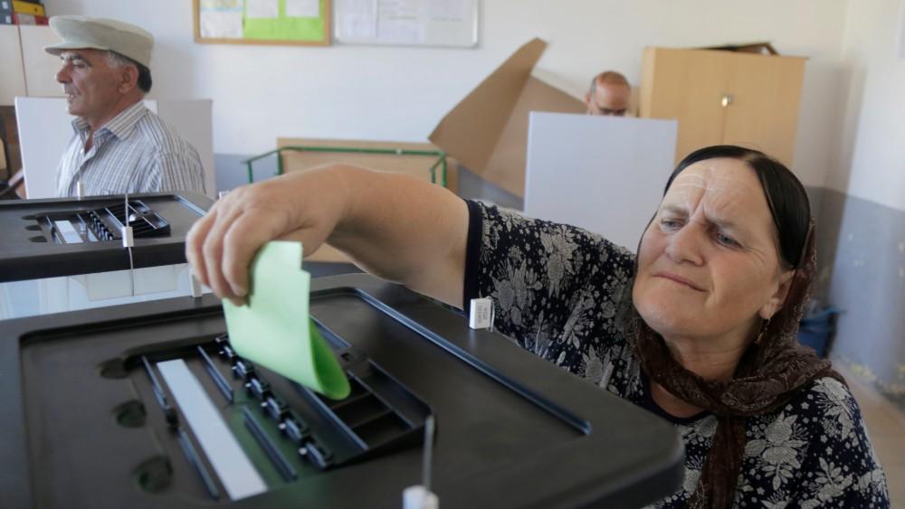 Veći odziv glasača u Albaniji 1