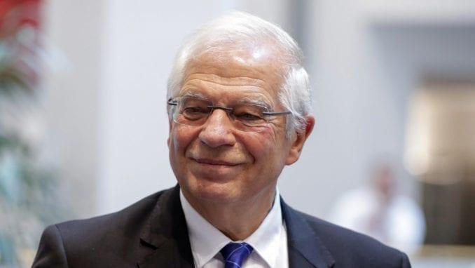 Borel: Zapadnom Balkanu ponuditi članstvo u EU i nagrađivati napredak 2