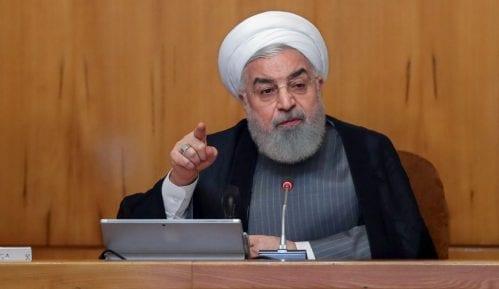 Rohani: Britanija će snositi posledice zbog zaplene iranskog tankera 11