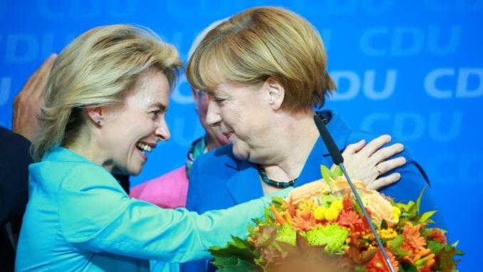 Merkel o Fon der Lajen: Posvećena Evropljanka 3