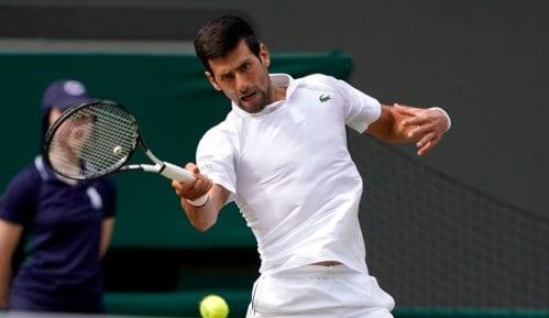 Đoković u četvrtfinalu u Dubaiju 69