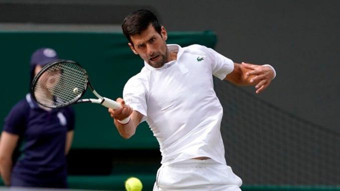 Đoković u četvrtfinalu u Dubaiju 1