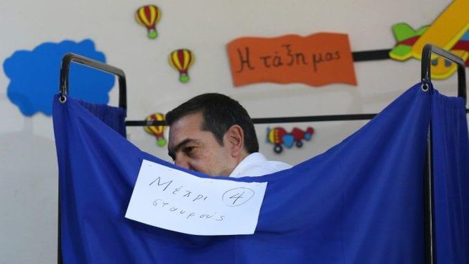 Grčki premijer Cipras priznao poraz 4